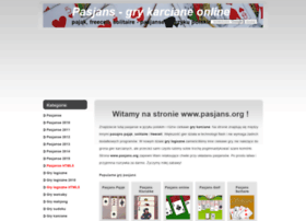 pasjans.org