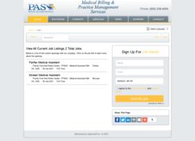 pasjobs.applicantpool.com