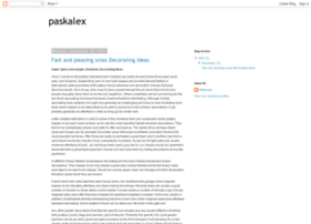 paskalex.blogspot.com