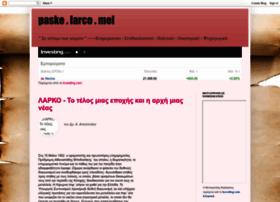 paskelarcomei.blogspot.com