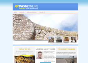 pasmonline.com