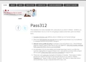 pass312.org