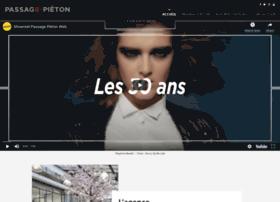 passagepieton.com