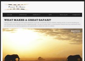 passagetoafrica.com