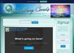 passalongcards.com