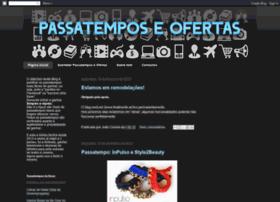 passatemposeofertas.blogspot.pt