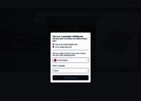 passenger-clothing.com