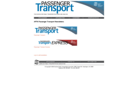 passengertransport.apta.com