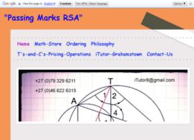 passingmarksrsa.com