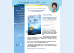 passingpeacefully.com