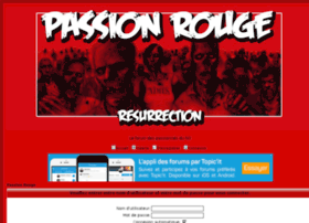 passion-rouge.coolbb.net