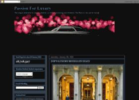 passion4luxury.com