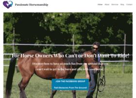 passionatehorsemanship.com
