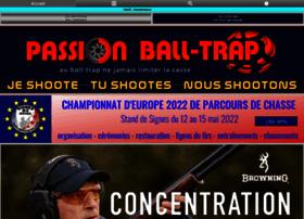 passionballtrap.fr