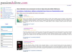 passiondulivre.com