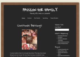 passionforfamily.com