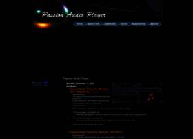 passionplayer.com