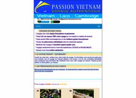 passionvietnamtravel.com
