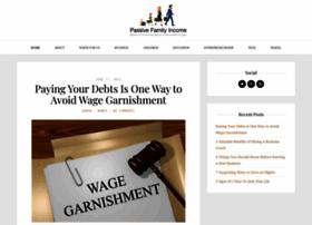 passivefamilyincome.com