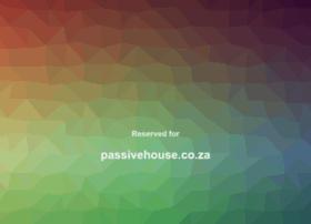 passivehouse.co.za