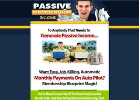 passivemembershipincome.com