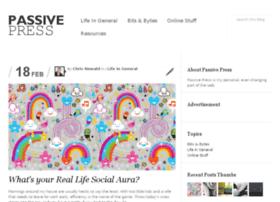 passivepress.com