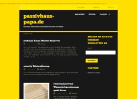 passivhaus-papa.de