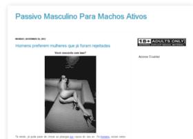 passivomasculinoparamachosativos.blogspot.com