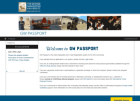 passport.gwu.edu