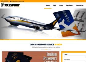passportagent.co.in