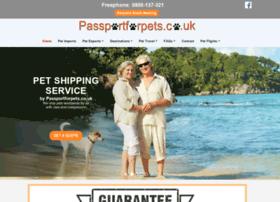 passportforpets.co.uk