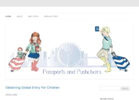 passportsandpushchairs.com