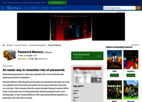 password-memory.en.softonic.com
