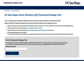 password.ucsd.edu