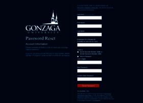 passwordreset.gonzaga.edu