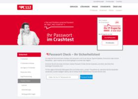 passwortcheck.pcfeuerwehr.de