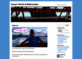 passyworldofmathematics.com