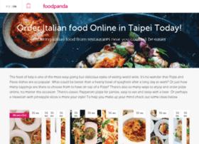 pasta.foodpanda.com.tw