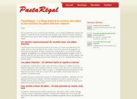 pastaregal.fr