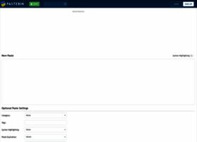 pastebin.org