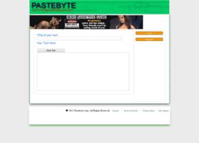 pastebyte.com