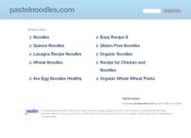 pastelnoodles.com