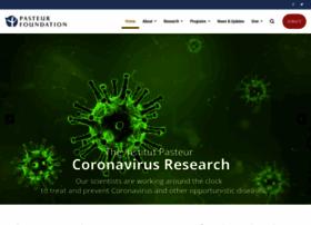 pasteurfoundation.org