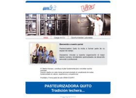 pasteurizadoraquito.bumeran.com.ec