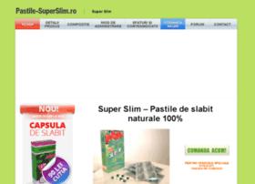 pastile-superslim.ro