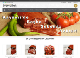 pastirmacihayrullah.com