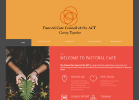 pastoralcareact.org