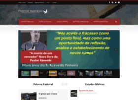 pastorazevedo.com.br