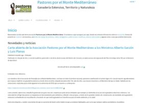 pastoresmonte.org
