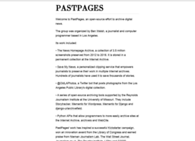 pastpages.org